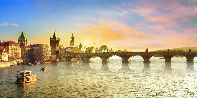 Praha – parempi kuin Pariisi!