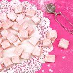 Valentinan vaniljaiset vaahtokarkit