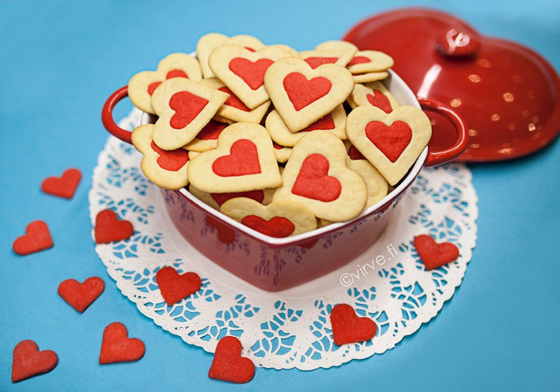 Seductive Valentina's biscuits