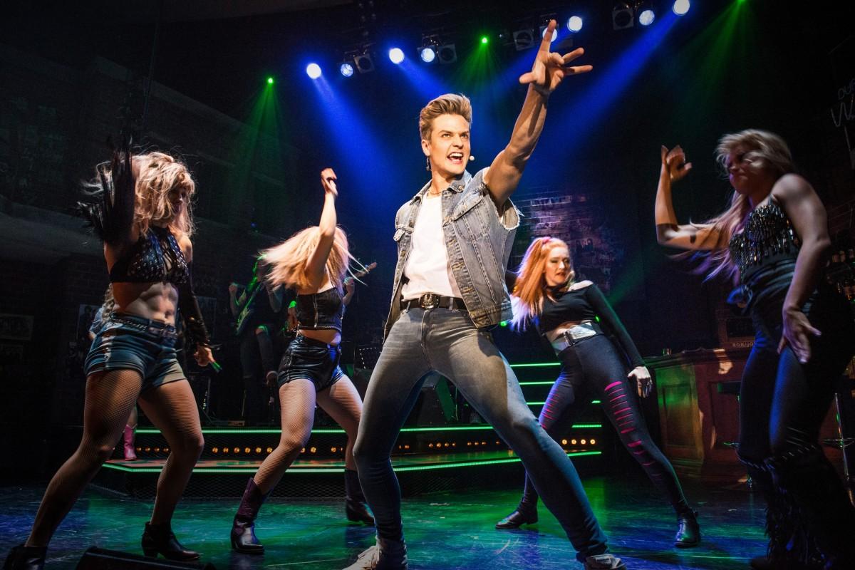 Seksiä, teatteria ja rock'n'rollia!